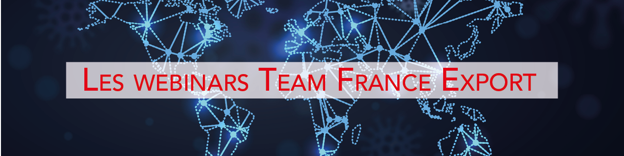 Webinaire Team France Export