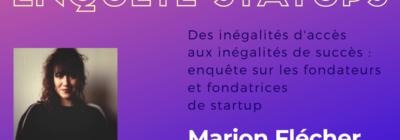 enquête startups