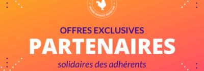 offres exclusives adhérents
