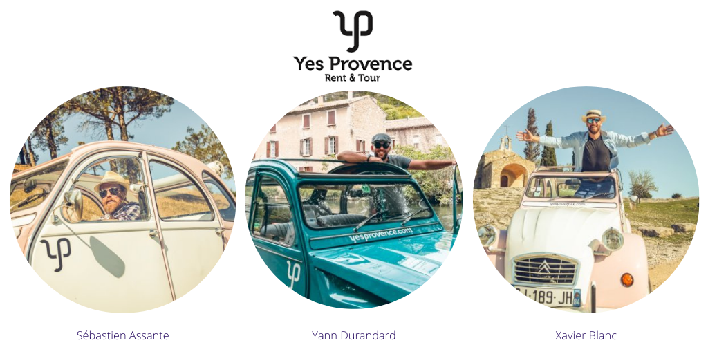 Yes Provence team
