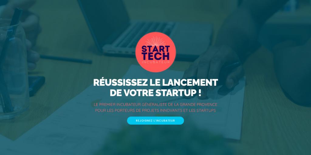 Naissance de l'incubateur de la French Tech Grande Provence